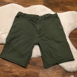 Empyre Shorts Olive Green 36